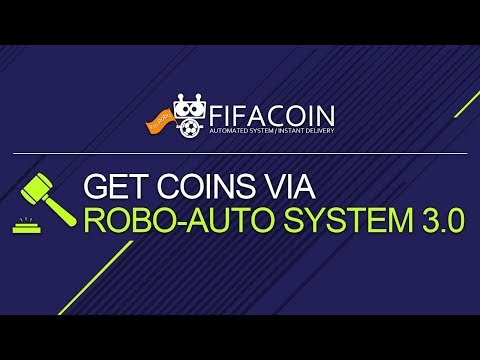 How to get coins via Robo - Auto System 3.0 on FIFACOIN