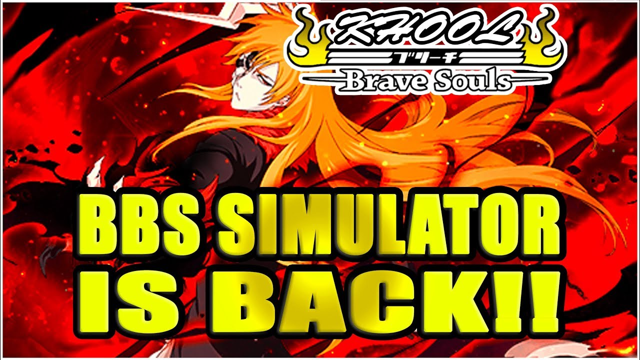 Bbs Simulator Is Back Packed With Surprises Fr A 6 22 Bleach Brave Souls Youtube Official twitter account of the bus simulator game series. youtube