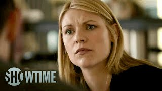 Homeland | 'Lone Wolf' Official Clip | Season 4 Episode 1