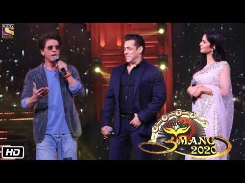 Umang Awards Full Show 2020: Salman Khan, Katrina Kaif and Shahrukh Khan Best Moments
