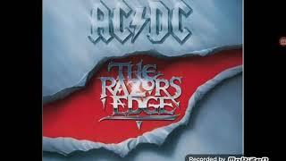 AC DC The Razors Edge