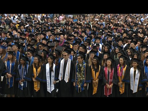 UC San Diego Commencement 2016 - Full Ceremony