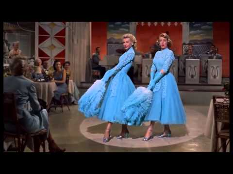 White Christmas Sisters - YouTube