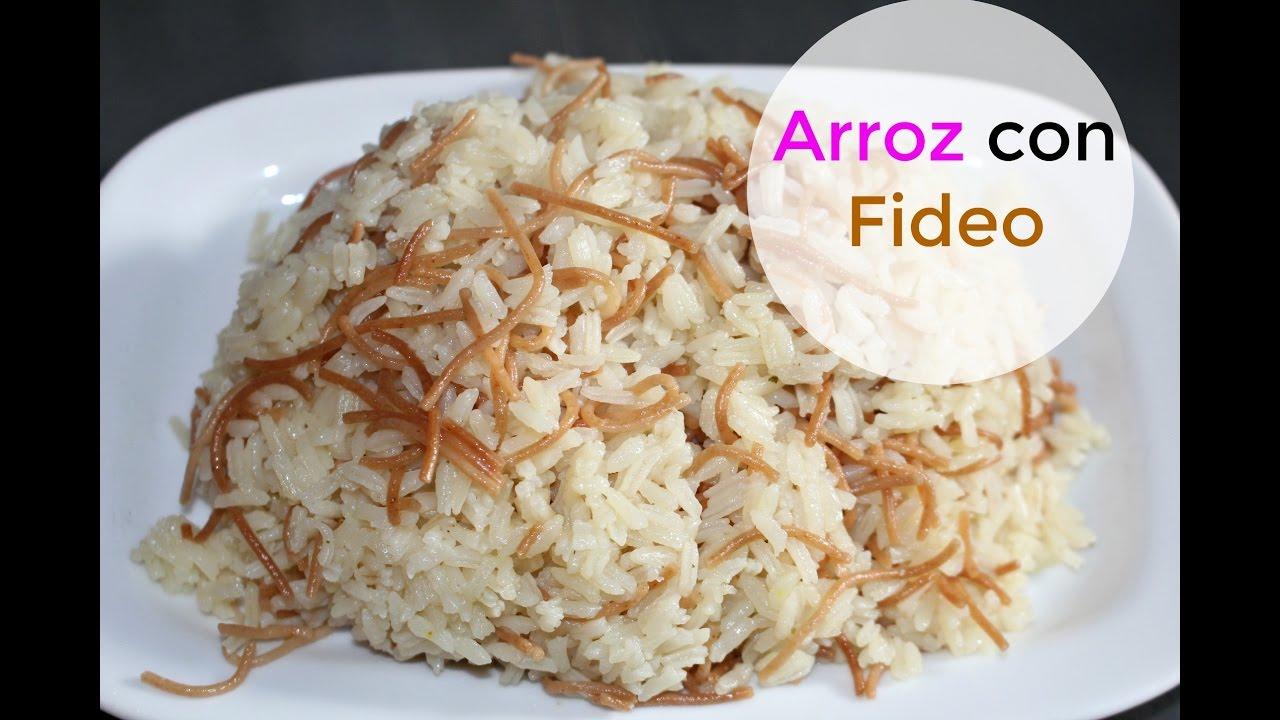 Recetas de cocina dominicana arroz