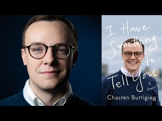 A Conversation with Chasten Buttigieg, author of