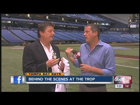 Sean Daly - Behind the Scenes at the Trop
