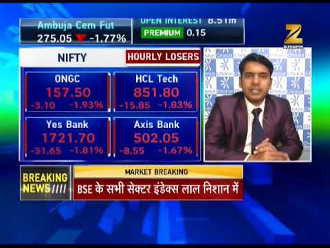 Final Trade: Reliance Industries and Infosys putting pressure on market