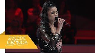 Jovana Obradovic - Ako treba mogu to, Mirises na nju - (live) - ZG - 19/20 - 11.01.20. EM 17