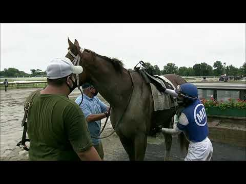 video thumbnail for MONMOUTH PARK 07-24-20 RACE 4