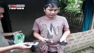   Khowai Thanani Padhyabil Jamudarbari Amchaio Khlaijakha Drugs Raid   