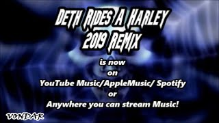 """Deth Rides A Harley"" New 2015 Heavy Metal Hard Rock Music Videos by ""LION of the ABYSS"" No Ads"