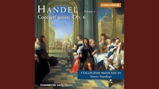 Concerto Grosso in D Minor, Op. 6, No. 10, HWV 328: III. Air: Lentement