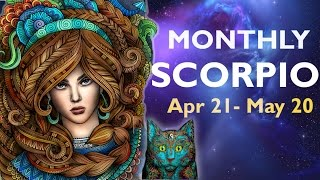 💞 SCORPIO APRIL 21 - MAY 20 ***YOU ARE TESTED ON EVERY LEVEL***