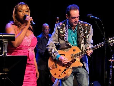 Blues Show Highlights - Diana Braithwaite & Chris Whiteley