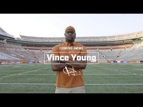 Coming Home: Vince Young
