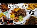 Cover image What Our 6 VEGAN Kids Eat In A Day For Dinner | Caribbean Feast