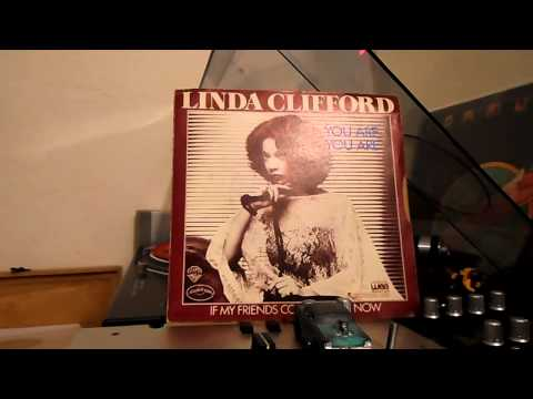 LINDA CLIFFORD   You Are You Are   WARNER BROS RECORDS   1978