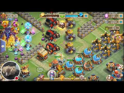 Castle Clash Fast Lvl Up