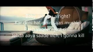 Desi Kalakaar With Lyrics Original Yo Yo Honey Singh | New Song 2014