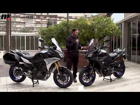 YAMAHA Tracer 900 | Presentación / Primera Prueba / Test / Review en español | motos.net