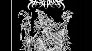 Azarath - Baptized In Sperm Of Antichrist with Lyrics in Description