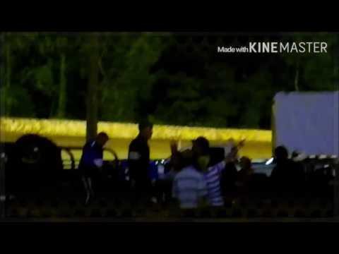 Dwarf Crews Arguing 8/27/16 Cherokee Speedway