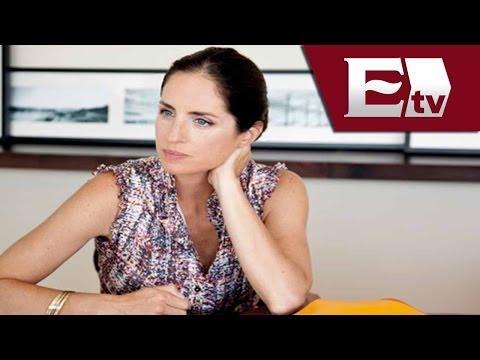Entrevista con Carolina Herrera de Báez, presenta su fragancia