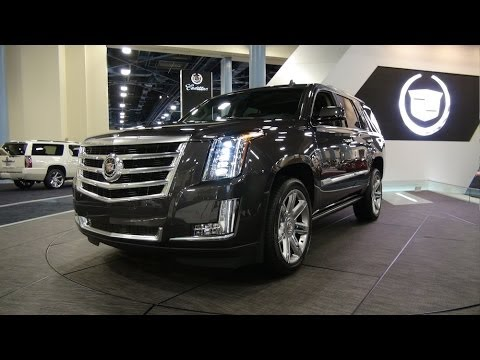 Watch 2015 Cadillac Escalade debut again at Miami International Auto S