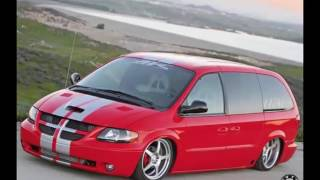 Тюнинг Додж Караван - Dodge Caravan tuning (Chrysler Voyager)