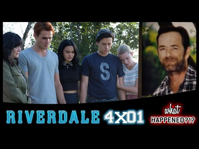 RIVERDALE 4x01 Recap: Remembering Fred/Luke Perry - 4x02 Promo   What Happened?!?