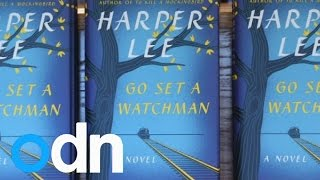 Harper Lee's unexpected second novel goes on sale