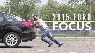2015 Ford Focus | an average guy