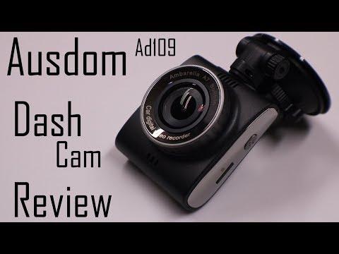 Ausdom Ad109 Dash Cam Review