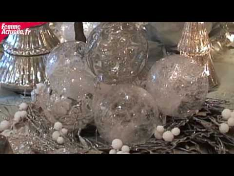 R aliser une table de no l traditionnelle youtube - Table de noel traditionnelle ...