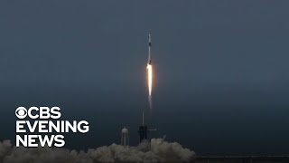 SpaceX makes history with successful rocket launch