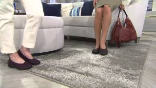Clarks Cloud Stepper Slip-on Shoes - Sillian Intro with Leah Williams