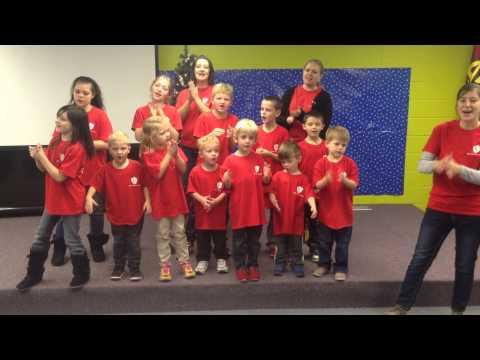 Jesus Loves Me - Valor Christian Academy Omaha