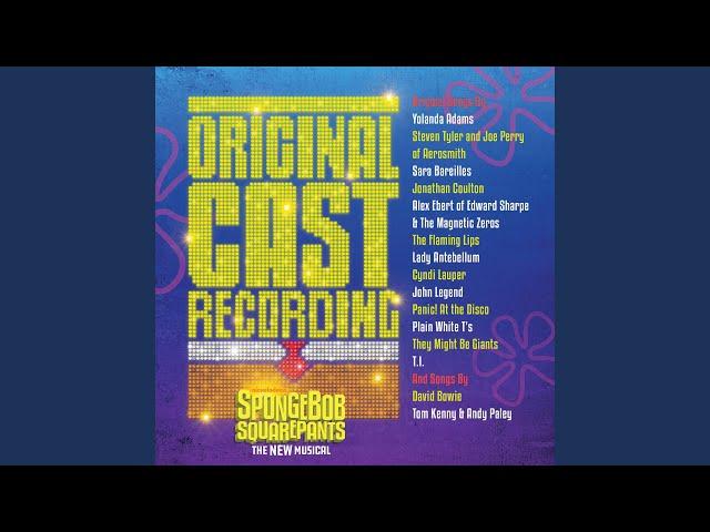Original Cast Of Spongebob Squarepants The New Musical Bff Lyrics Genius Lyrics