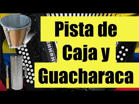 Video Pista Acordeón Vallenato Ritmo Merengue Lento