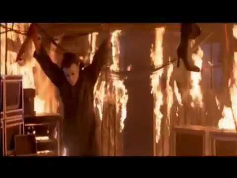Halloween  Resurrection  Busta Rhymes vs Michael Myers