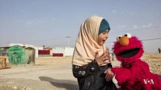Sesame Street Group Looks to Provide Education for Refugee Children
