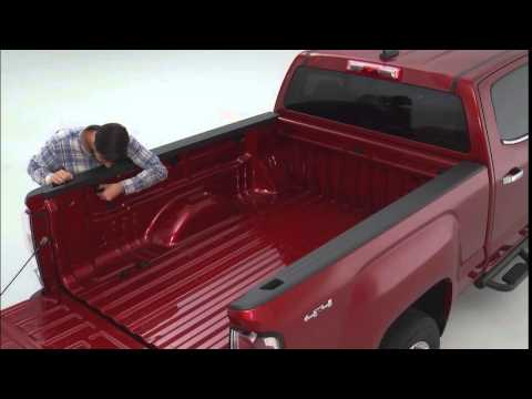 2015 Canyon Movable Cargo Tie Down Operation - YouTube