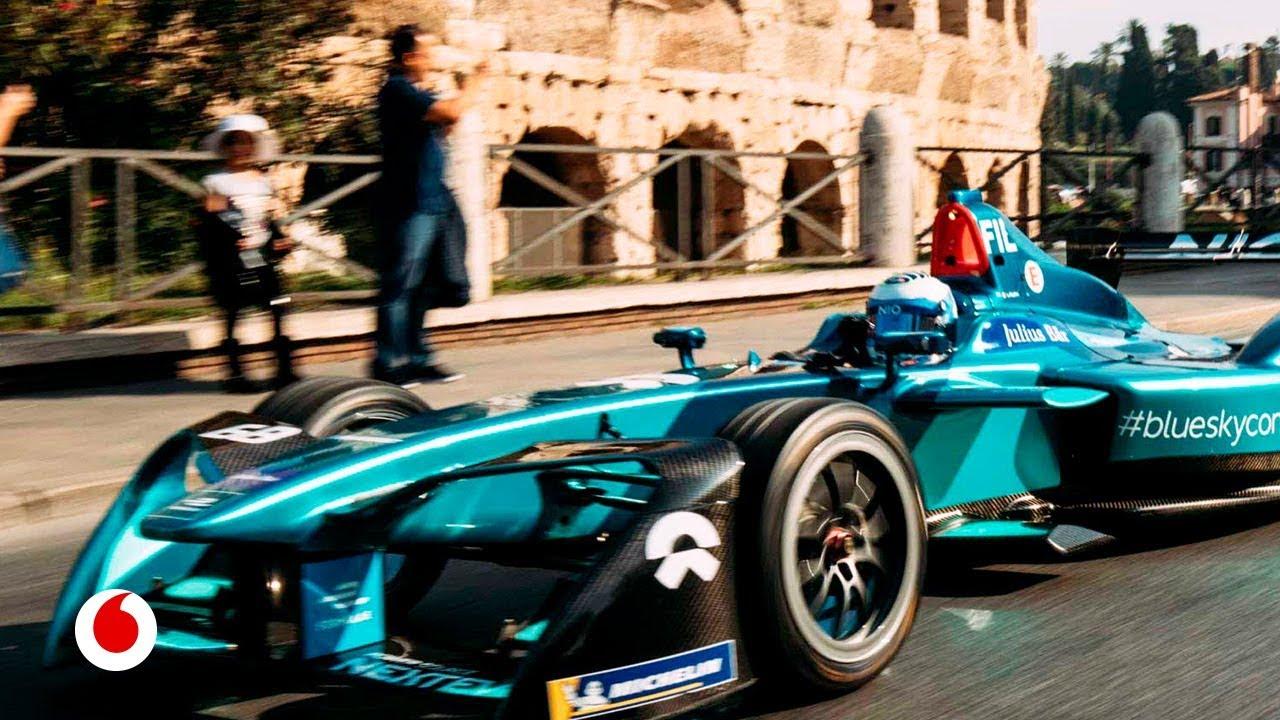 Formula E: así son las carreras de bólidos eléctricos que quieren superar a la Fórmula 1