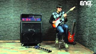 ENGL TV - ENGL Steve Morse Signature amp demo by Martin Miller
