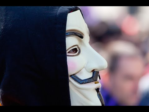 Anonymous speaks out, time to wake up to the fact Banks are the problem, and they will never have the solution