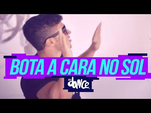 Bota A Cara No Sol - É O Tchan - Coreografia | Choreography - FitDance - 4k