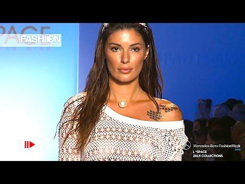"""""""L SPACE""""  Miami Fashion Week Swimwear Spring Summer 2015 HD by Fashion Channel"""