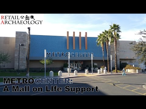 Metrocenter Mall: A Mall On Life Support - DEAD MALL & Retail Mini Documentary