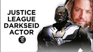 Ray Porter Was Darkseid In Zack Snyder's Justice League