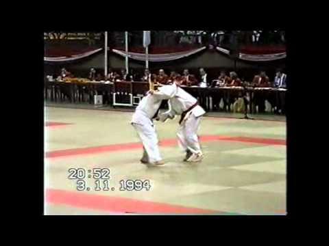 Alexandru (Sandu) Lungu judo 1994 campion mondial